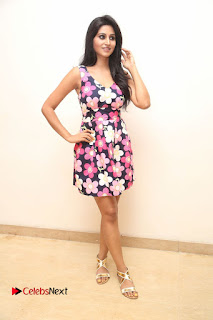 Model Shamili Latest Pictures in Floral Short Dress  0229