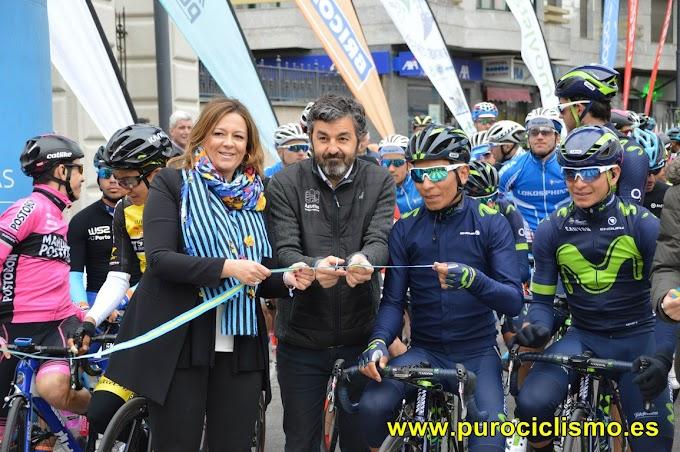 Las fotos de la 3ª etapa de la Vuelta a Asturias 2017