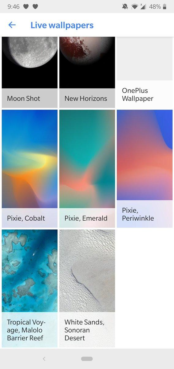 APK] Google Pixel 3 And Pixel 3 XL Live Wallpaper For