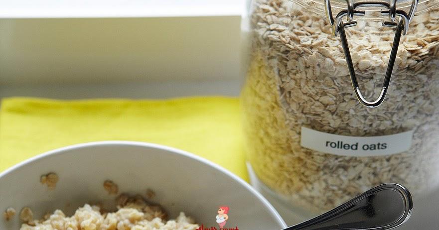 لماذا يُعتبر الشوفان هو أفضل إفطار لإنقاص الوزن cd3dcc84e1a9896a rolled oats bowl