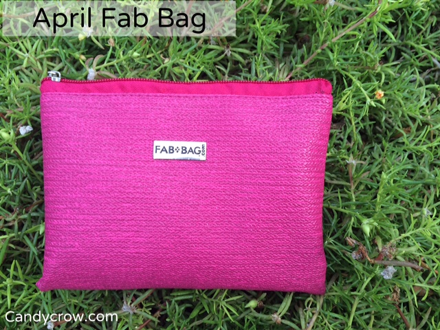 April Fab Bag 2016 Review