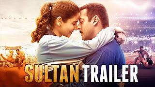 SULTAN Official Trailer _ Salman Khan _ Anushka Sharma _ Eid 2016