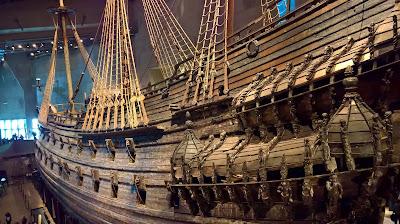 The Impressive Vasa.