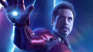 Ironman's armor in Infinity War