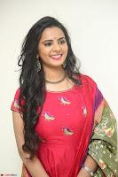 Manasa in Pink Salwar At Fashion Designer Son of Ladies Tailor Press Meet Pics ~  Exclusive 55.JPG