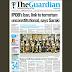 NAIJA NEWSPAPERS: TODAY'S THE GUARDIAN NEWSPAPER HEADLINES [19 SEPTEMBER, 2017].