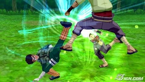 download games Naruto Shippuden Legends Akatsuki Rising iso