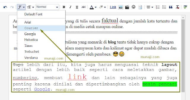 Google Toolbar dan Option Sidebar