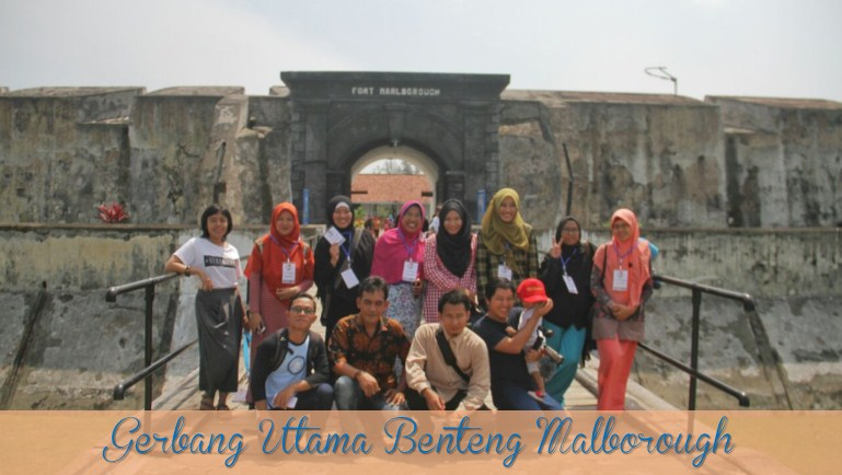Benteng Malborough, benteng-malborough, sejarah benteng malborough, Tapak Tilas Sejarah Benteng Malborough