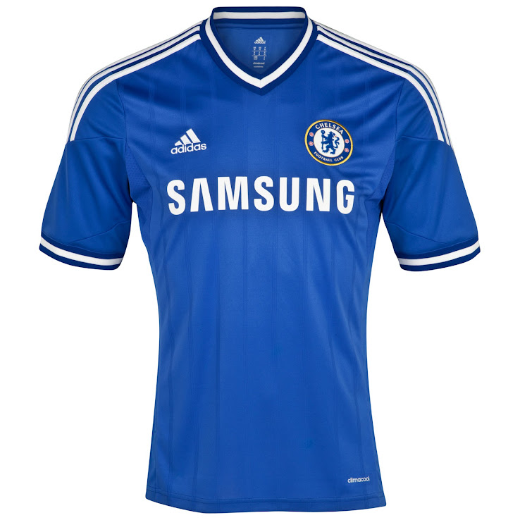 Chelsea 13/14 (2013-14) Home Kit Officially Released - Footy Headlines