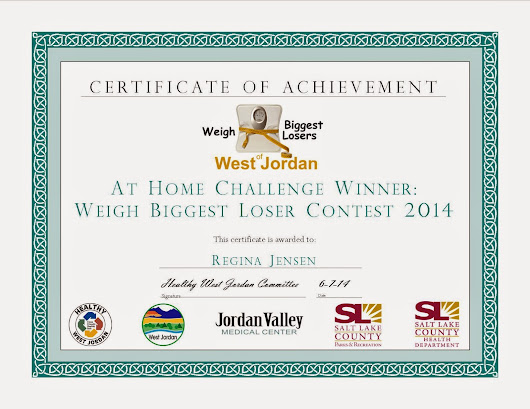 At Home Challenge Winners!!! Congratulations!