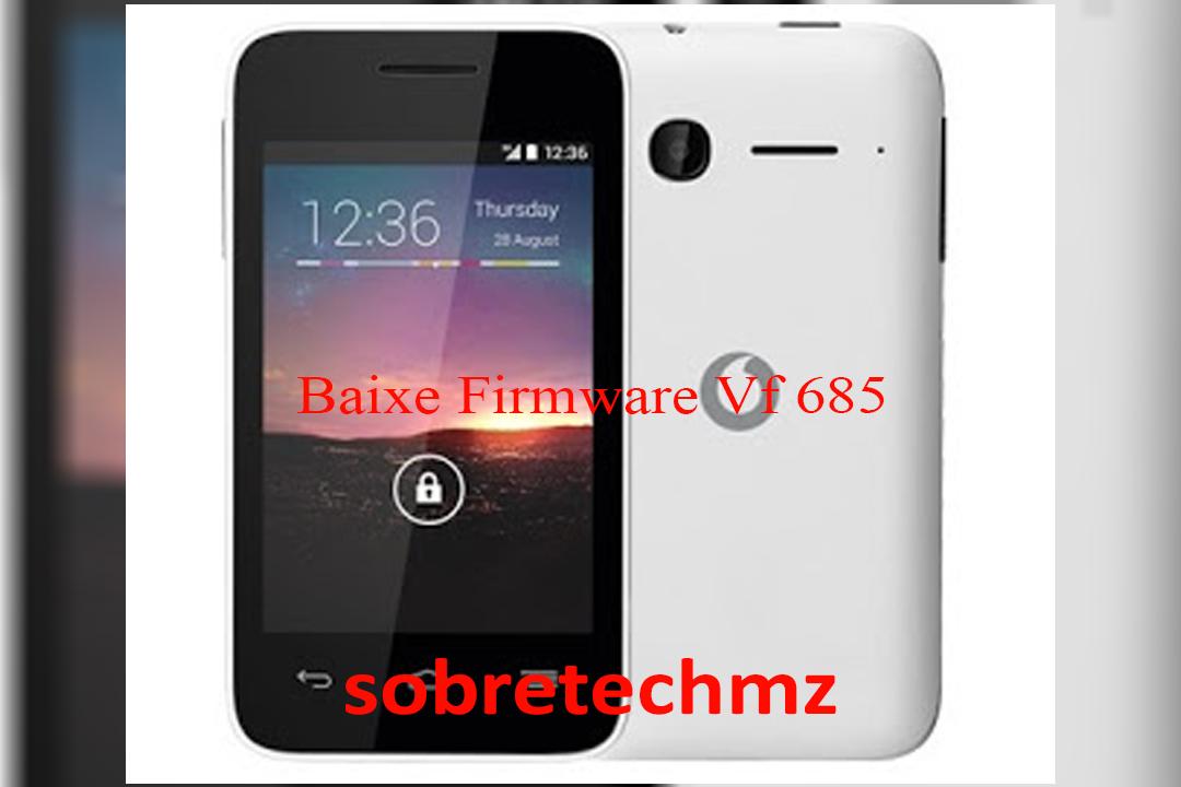 Vfd 685 firmware