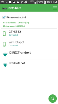 تطبيق netshare مدفوع للأندرويد, برنامج تحويل الاندرويد الى راوتر بدون روت, بث واي فاي من الاندرويد, طريقة بث شبكة وايفاي من الجوال وانت متصل على الوايفاي بدون روت