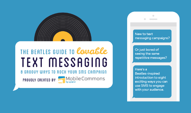 The Beatles Guide to Lovable Text Messaging