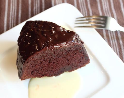 Food Wishes Chocolate Sour Cream Bundt Cake