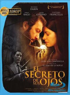 El Secreto De Sus Ojos (2009)HD [1080p] Latino [GoogleDrive] SilvestreHD