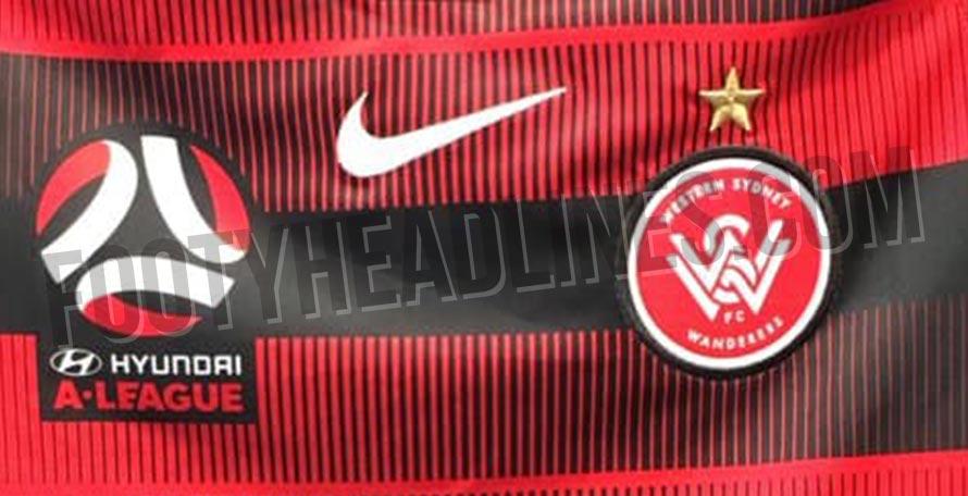 2bbd85fee23 Western Sydney Wanderers 18-19 Home Kit Leaked