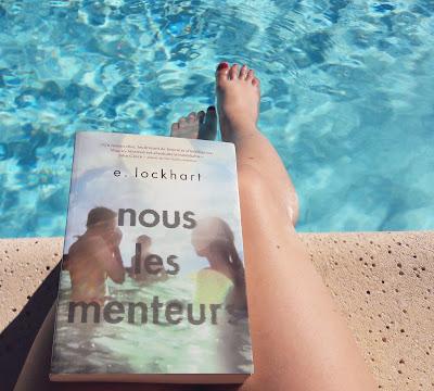 Lifestyle sélection spécial été dans ma valise cet été livres PAL Nous les menteurs E. Lockhart Coin des licornes Blog littéraire Toulouse