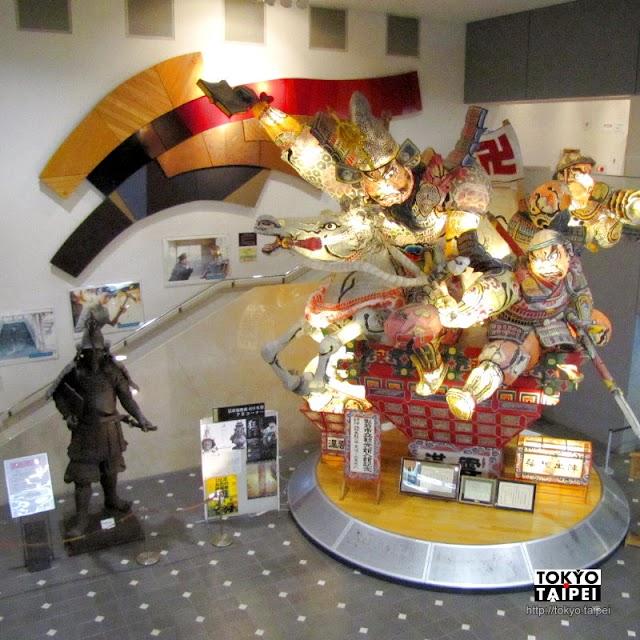 【弘前市立觀光館】弘前觀光第一站 附近好多景點