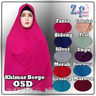 khimar OSD 2 layer pet polos