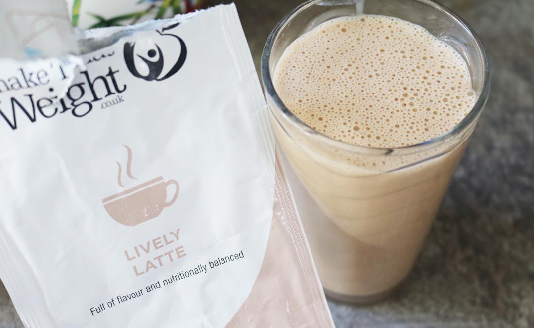 Shake That Weight Lively Latte Shake
