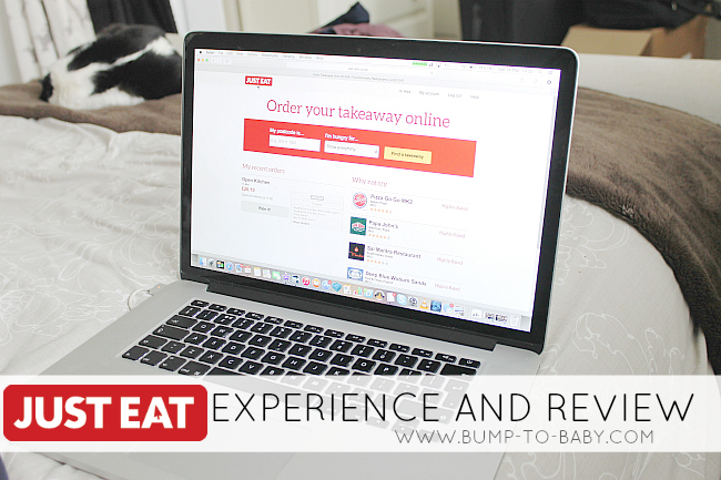 Just Eat Experience And Review An Award Nominated Family