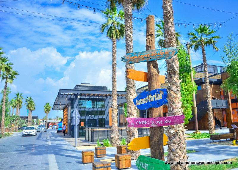 Beach Day In La Mer Dubai on Summer Fun