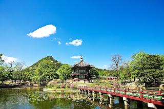 gyeongbok palace korea