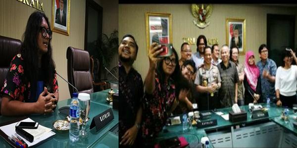 Pengamat: Buzzer Ahok-Jokowi Bebas Tebar Isu SARA karena Merasa Dekat dengan Kapolri : kabar Terbaru Hari Ini