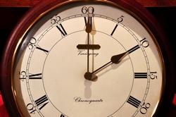 Das Anhalten der Zeit um 2:00 Uhr in der Nacht...