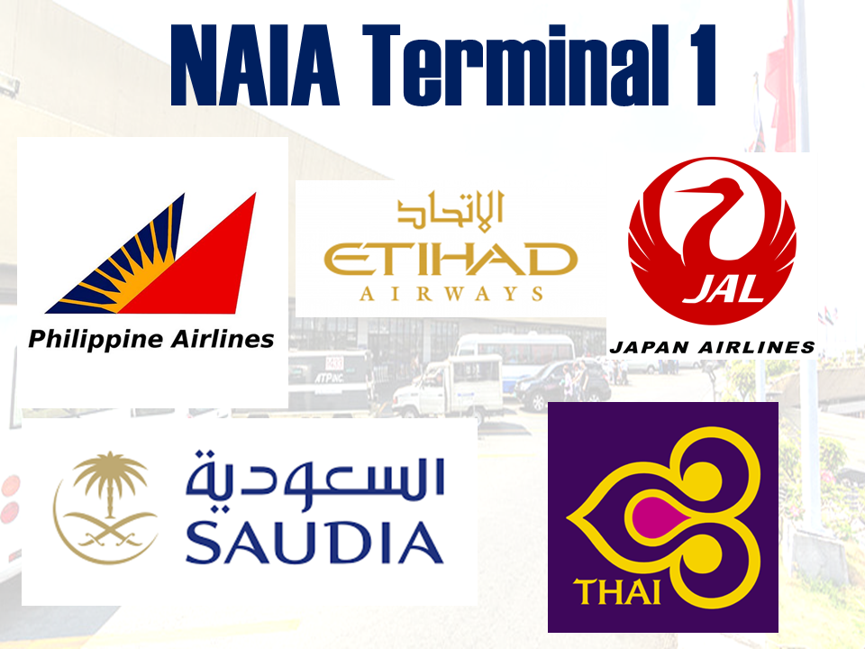 Starting August 31, 2018, there will be changes on the designated terminals at the Ninoy Aquino International Airport (NAIA).  Terminals 1, 2, 3 and 4 will only accommodate departures and arrivals for airline companies specified.  So, if you are planning to have a vacation or you are traveling outside the country, make sure to read this article to keep you updated on which terminal you should go.  Advertisement         Sponsored Links               NAIA Terminal 1  Philippine Airlines  Etihad Airways  Japan Airlines  Saudia Airlines  Thai Airways    NAIA Terminal 2  Cebu Pacific Air (Domestic Flights)  Philippine Airlines (Domestic Flights)    NAIA Terminal 3  Air China  Air Niugini  Asiana Airlines  Cathay Pacific  China Airlines  China Eastern Airlines  China Southern Airlines  Delta Air Lines  Emirates  EVA Air  Gulf Air  Jeju Air  Jetstar Airways  KLM Royal Dutch Airlines  Korean Air  Kuwait Airways  Oman Air  Qantas Airways  Qatar Airways  Royal Brunei Airlines  Tiger Air  Xiamen Air    NAIA Terminal 4  Other Domestic Flights   Just keep on visiting this site for further updates.        Read More:  Remittance Fees To Be Imposed To Kuwait Expats Expected To Bring $230 Million Income    TESDA Provides Training For Returning OFWs  Look! Hut Built For NPA Surrenderees  Cash Aid To Be Given To Displaced OFWs From Kuwait—OWWA    Skilled Workers In The UAE Can Now Have Maximum Of Two Part-time Jobs    Former OFW In Dubai Now Earning P25K A Week From Her Business    Top Search Engines In The Philippines For Finding Jobs Abroad    5 Signs A Person Is Going To Be Poor And 5 Signs You Are Going To Be Rich