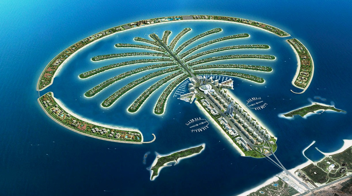 6 Amazing Artificial Island in the World | You Must Know About This!