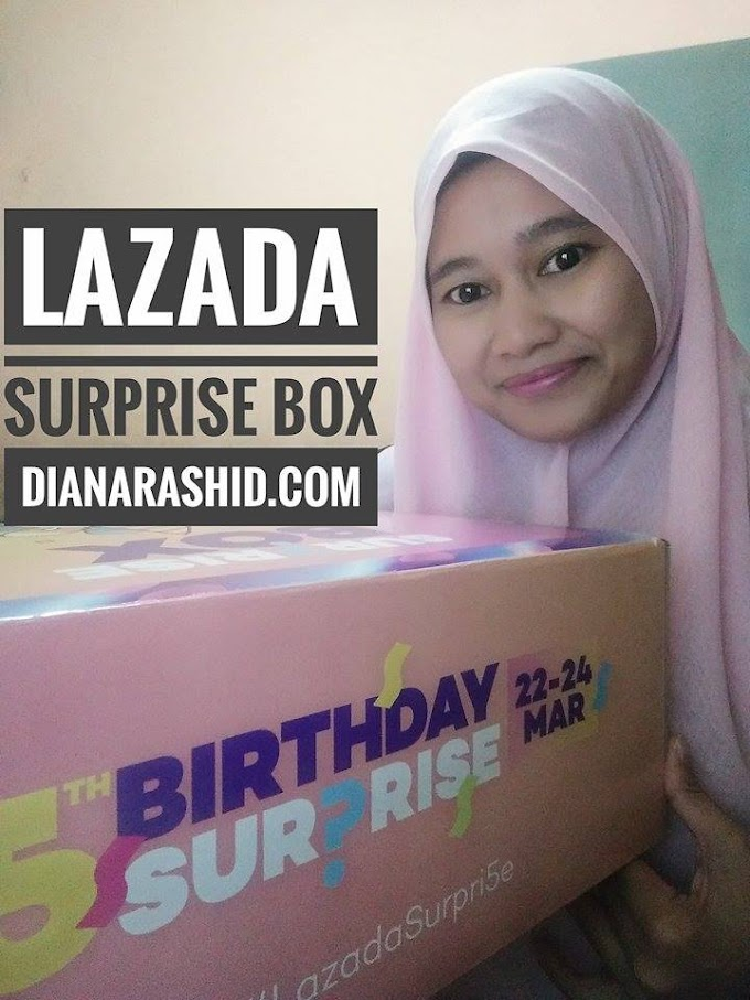 UNBOXING LAZADA SURPRISE BOX