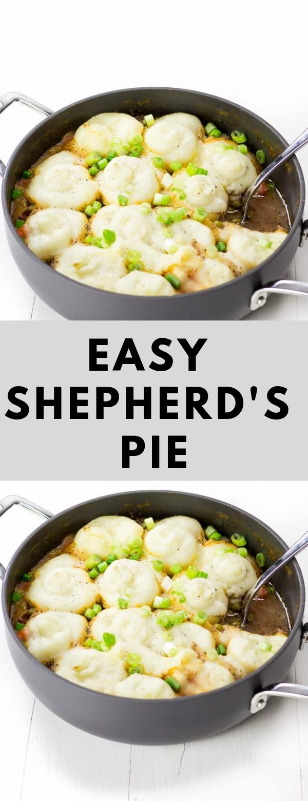 Easy shepherd's pie #COMFORTFOOD #DAIRYFREE #GLUTENFREE #DIETFOOD #VEGETARIAN