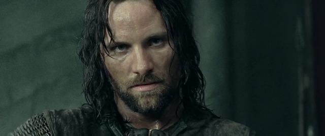 Aragorn o Senhor dos aneis