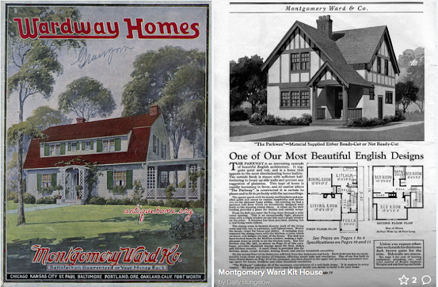 wardway parkway 1926 catalog from Daily Bungalow / AntiqueHome.org