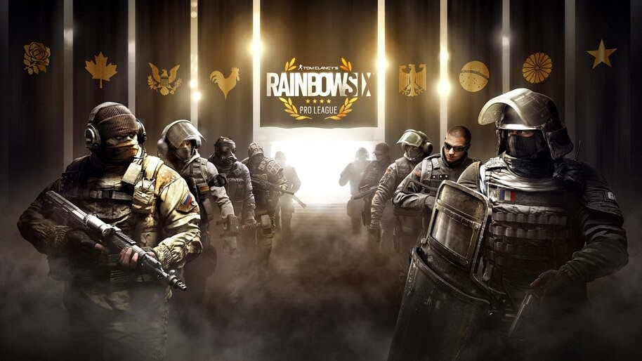 Rainbow Six Siege, Pro League, 4K, #5.921