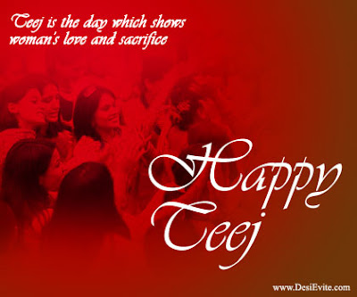Happy Teej 2016 Pictures Free Download for Whatsapp