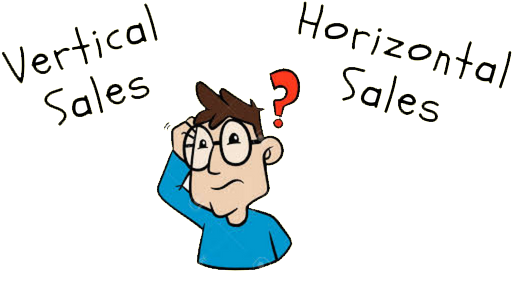 Why newbies should focus on Vertical Selling instead of Horizontal Selling