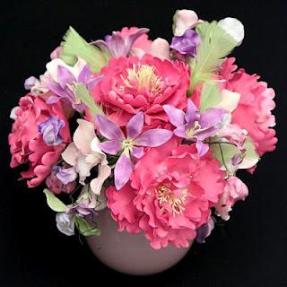 Caros Zuckerzauber Blog  Zuckerblumen Motivtorten und vieles mehr Lust auf einen Bltenkurs
