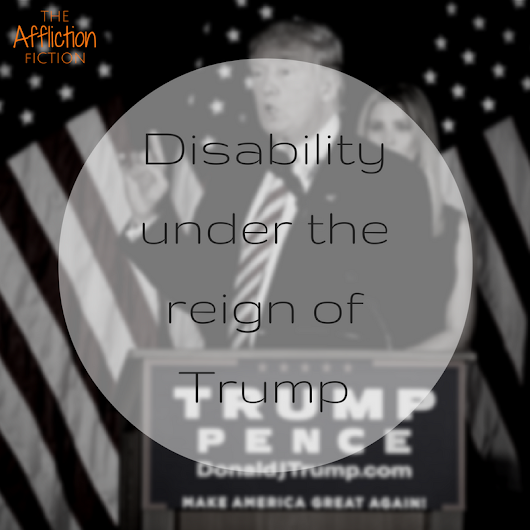 Disability under the reign of Trump