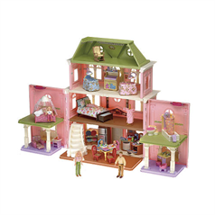 Fisher Price Loving Family Grand Dollhouse eBay - fisher price loving family grand dollhouse