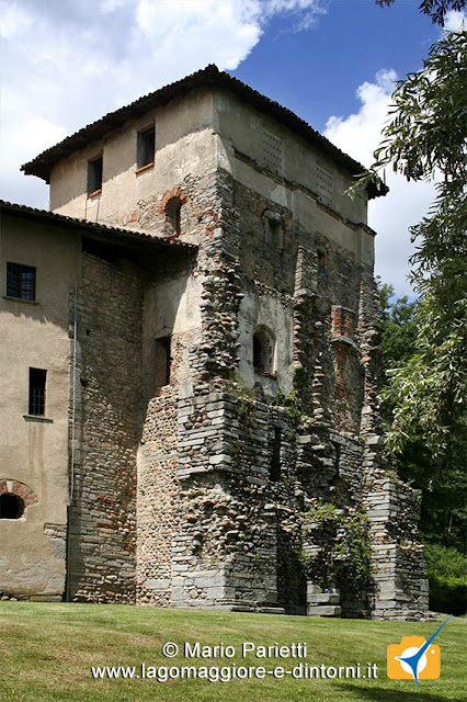 La torre di Torba oggi