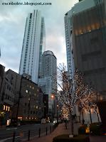 edificios de Osaka