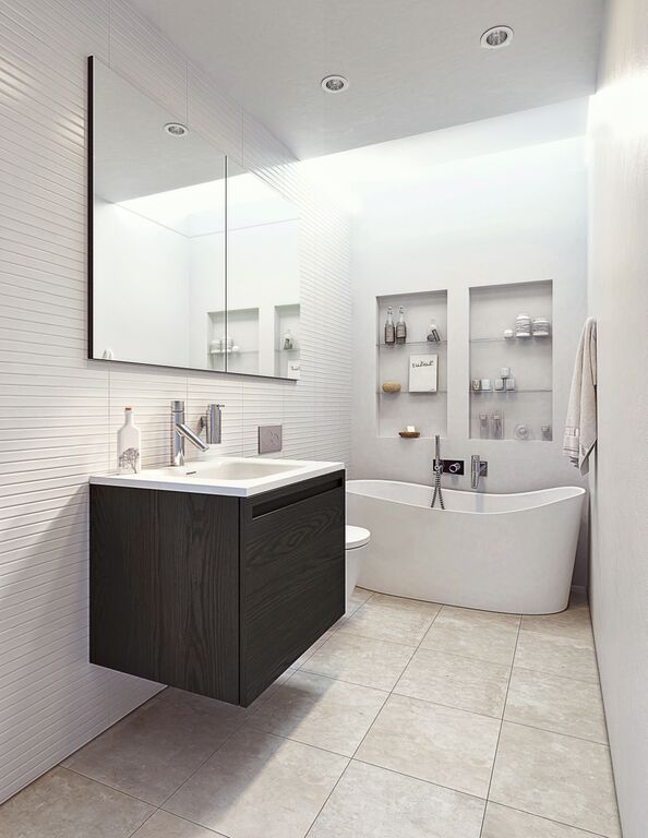 Decorate Bathroom Organization Tips With WETSTYLE Swell And Stylish - Wet style bathroom