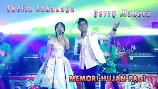 Lirik Lagu Memori Hujan Pagi - Gerry Mahesa feat. Sheila Sahanaya