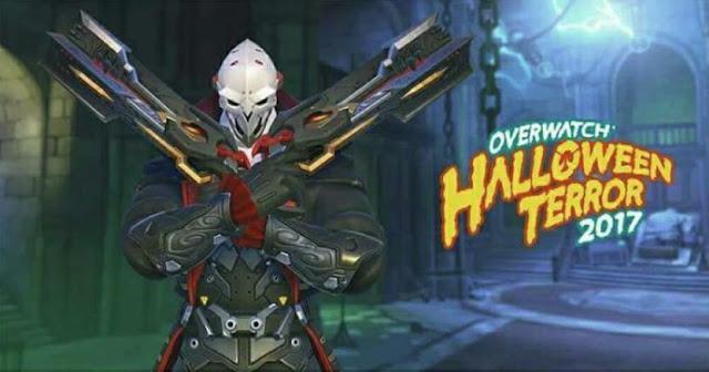 Se filtran algunos trajes del evento de Halloween de Overwatch