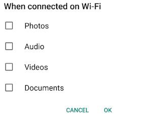 Cara Menghentikan WhatsApp Otomatis Menyimpan Foto dan Video ke Galeri Android, Begini caranya