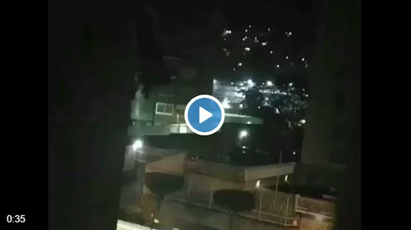 GNB ataca toda la noche el barrio 5 de Julio de Petare