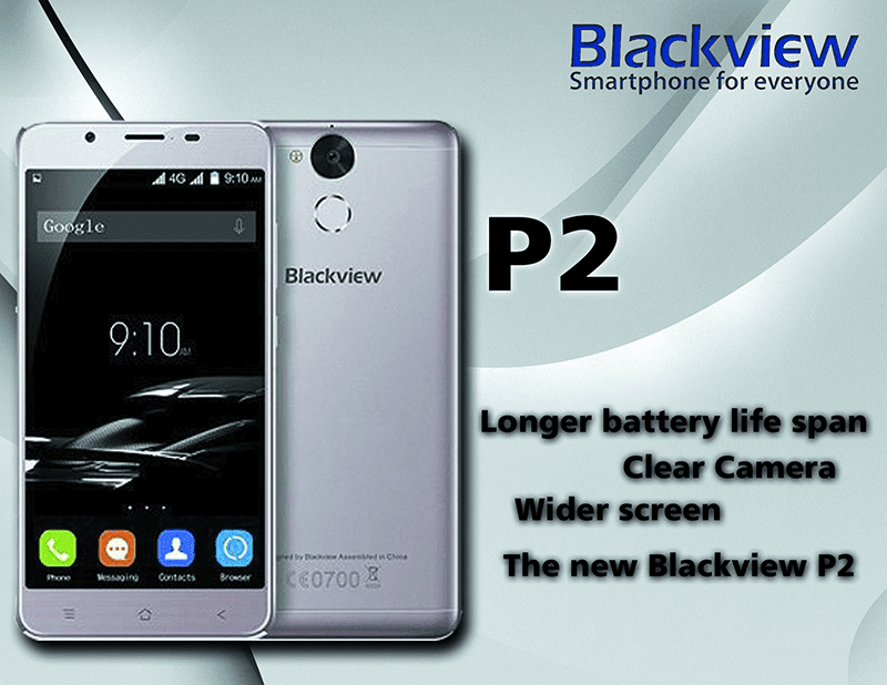 Blackview P2 Philippines